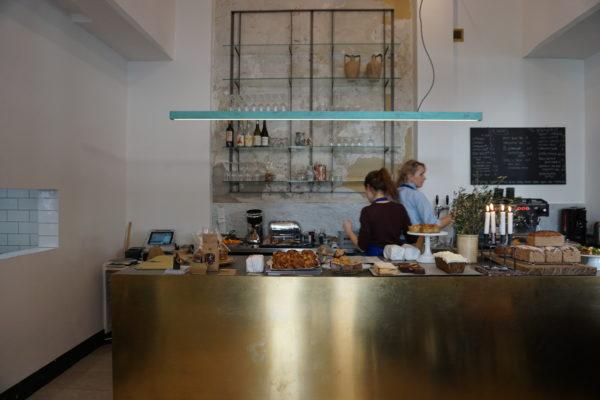 Marigold – la nuova micro bakery nel cuore di Ostiense